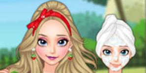 Çilek Prensesi Elsa