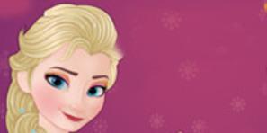 Elsa'nın Detaylı Makyajı