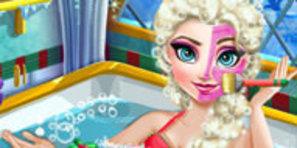 Elsa'nın Yeni Yıl Hazırlığı