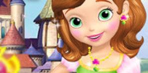 Prenses Sofia'nın Makyajı