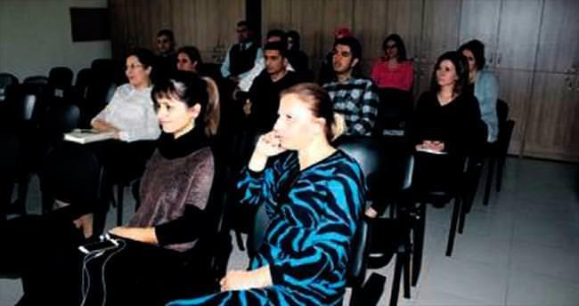 AKHB'de iş sağlığı ve güvenliği eğitimi