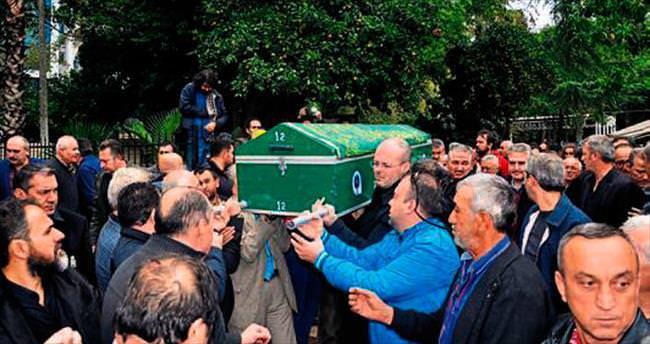 Sevimçok'un babası vefat etti