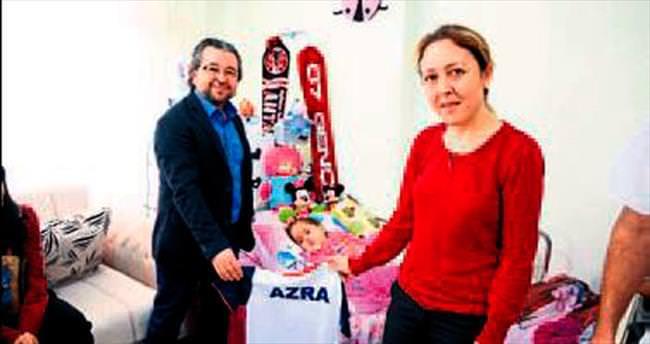 Kepezspor'dan Azra'ya moral