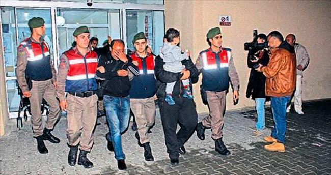 Göçmenleri can yelekleri yakalattı