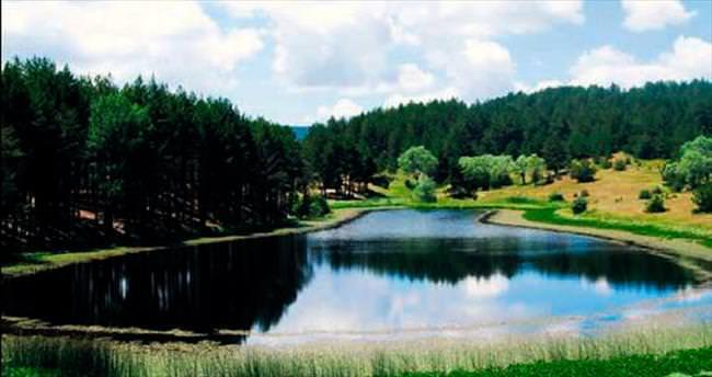Termal ve doğa cenneti Kızılcahamam