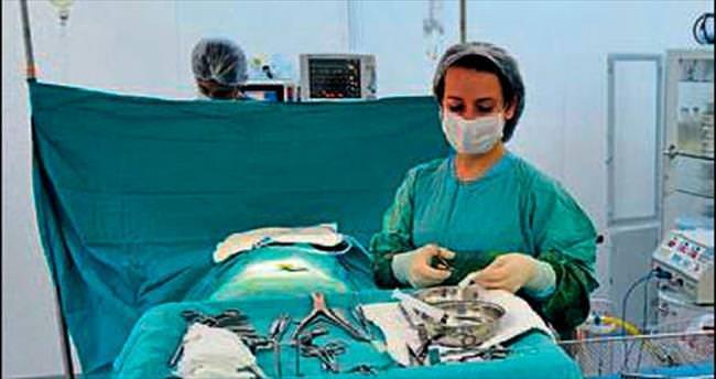 Ameliyathane için hemşire yetiştirilecek