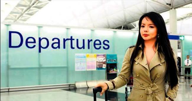 Kanada güzeline Çin vize vermedi