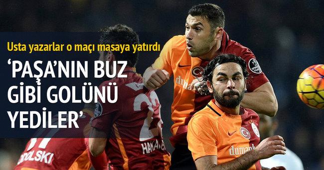 Yazarlar Kasımpaşa-Galatasaray maçını yorumladı