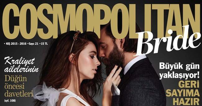 Cosmopolitan Bride Kış sayısı çıktı