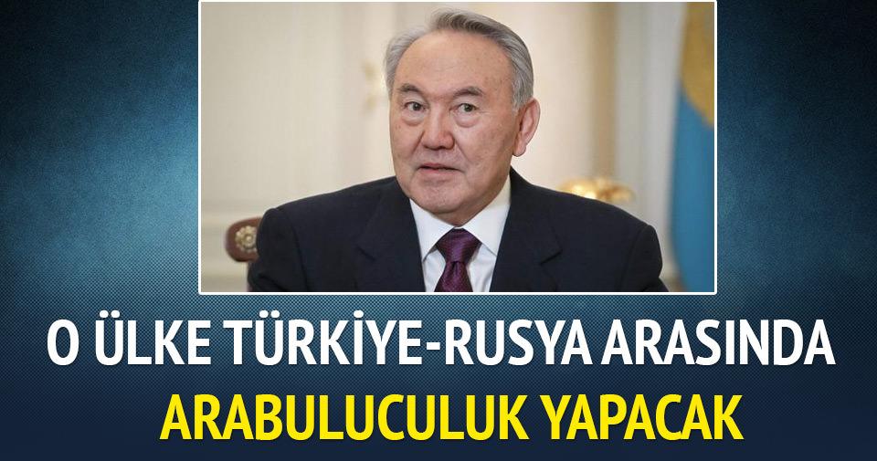 Kazak Cumhurbaşkanı Nazarbayev'den flaş çağrı