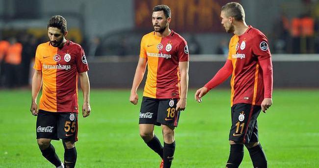Galatasaray, kalesini savunamıyor