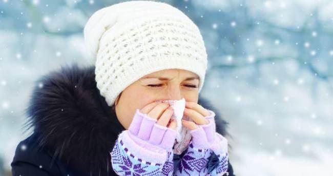 Soğuk havalarda bunlara dikkat!