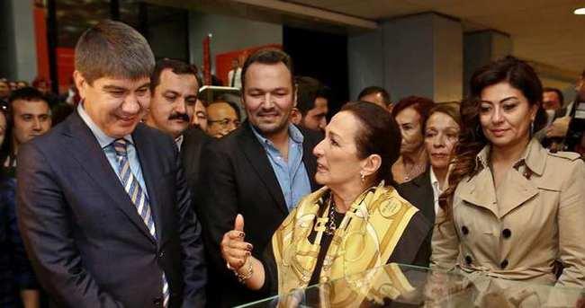 Antalya'da Kemal Sunal unutulmadı