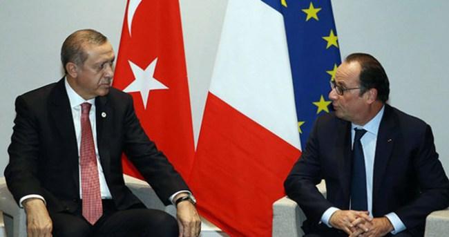 Erdoğan ve Hollande süreci planladı