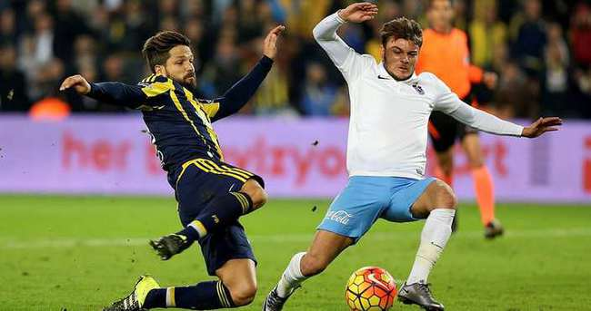 Dev maç Fenerbahçe'nin