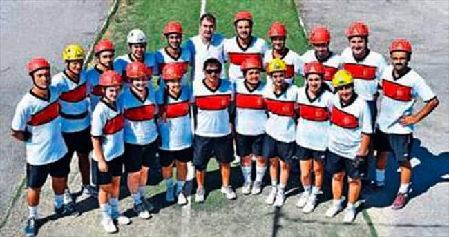 Dünya şampiyonası İzmir'de yapılacak