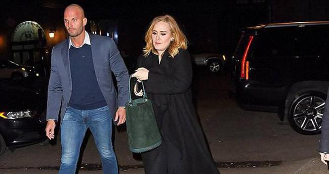 Adele'nin koruması çok konuşuluyor