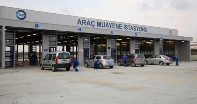 2016 TÜVTÜRK araç muayene ücretleri