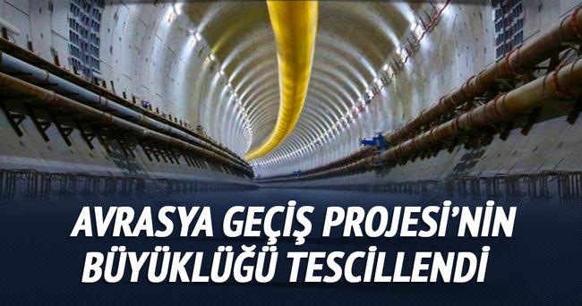 Bakan Yıldırım: Avrasya Geçiş Projesi'nin büyüklüğü tescillendi