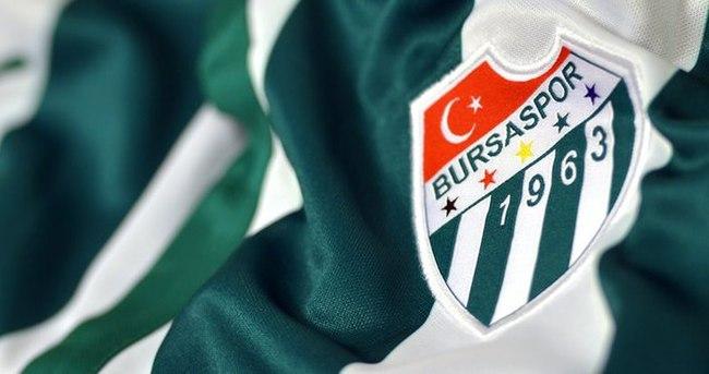 Bursaspor'da istifa depremi!