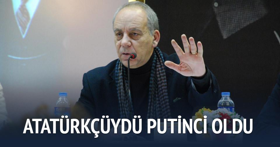 Atatürkçüydü Putinci oldu