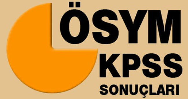 ÖSYM 2015 KPSS 2. tercih sonuçları açıklandı!