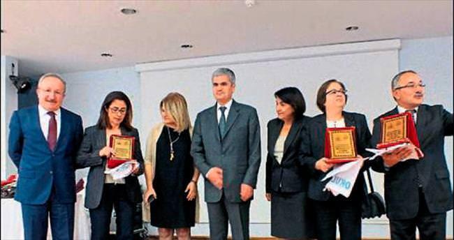 Gündoğdu Koleji'ne Beyaz Bayrak ödülü