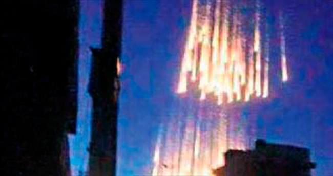 Rusya fosfor bombası kullanıyor
