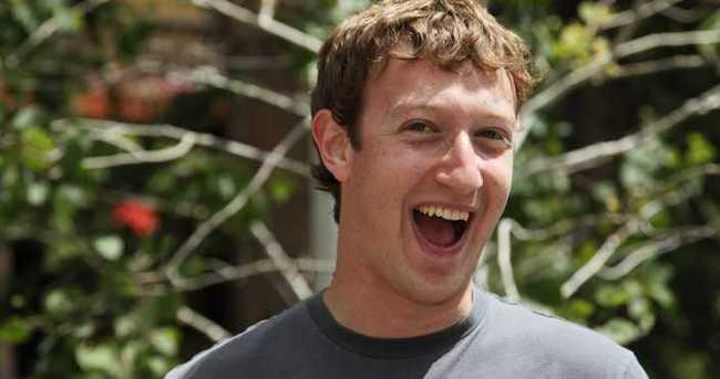 Mark Zuckerberg baba oldu