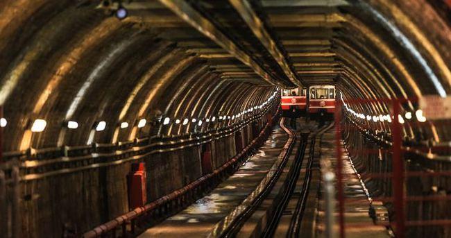 Tarihi tünel için teknolojik muayene