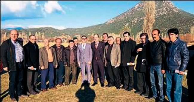 Burdur Çayır Mera Komisyonu toplandı