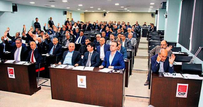 Büyükşehir'den mahkeme oyunu