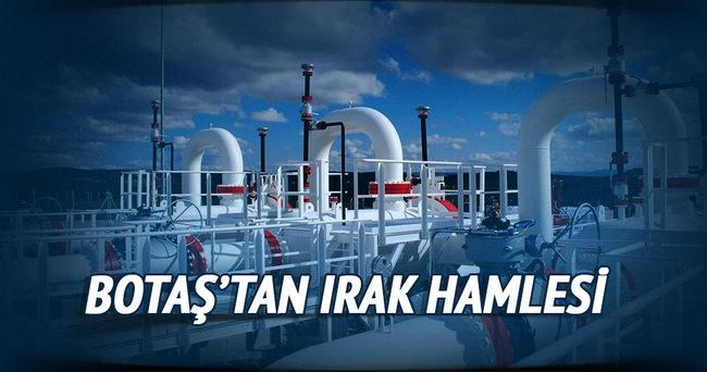 Botaş Irak'tan doğalgaz ihalesi açacak