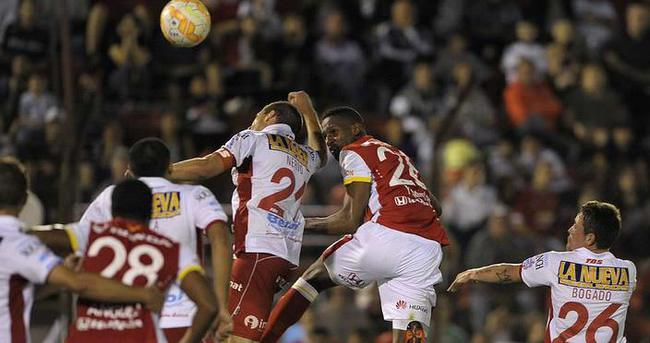Sudamericana'da golsüz final