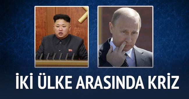 Rusya ile Kuzey Kore'nin arası açıldı