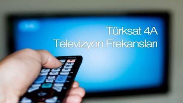 Türksat 4A frekansı otomatik arama bilgileri!
