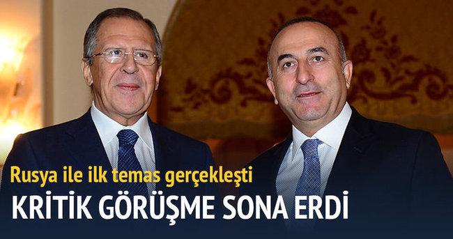 Çavuşoğlu: Temennimiz mesnetsiz iddialarından vazgeçmeleri