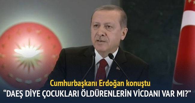 Cumhurbaşkanı Erdoğan Engelliler Günü resepsiyonunda konuştu