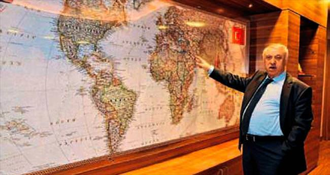 İran'da Türk Ticaret Merkezi kurulacak