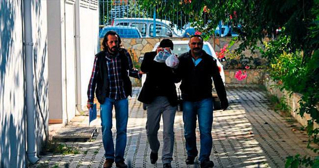 Sırp cinayet zanlısı Alanya'da yakalandı