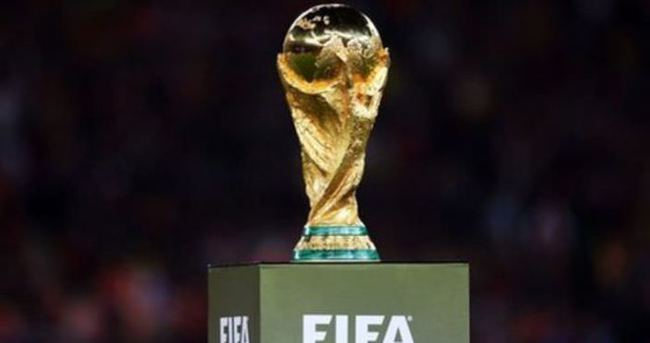 2018 Dünya Kupası maçlarının saatleri belli oldu