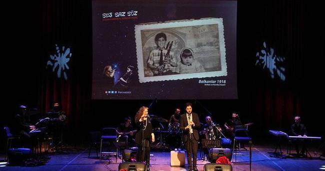Fulya Sanat'ta 'Ses Saz Söz' konseri