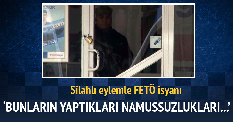 Emekli asker, Fethullah Gülen'e isyan etti