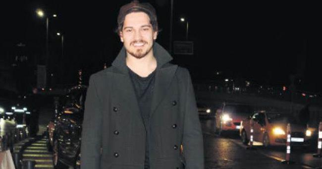 Çağatay Ulusoy İstanbul'u özledi