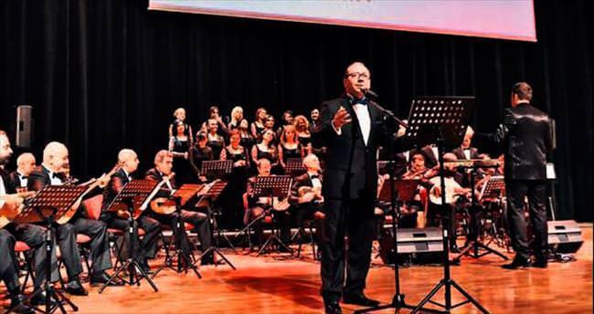Anadolu türküleri konserde buluştu
