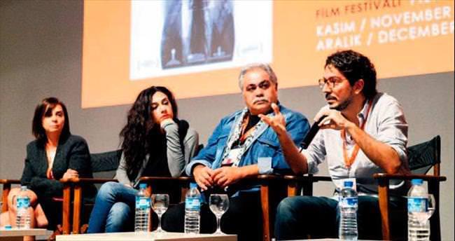Gerçeği Zeytinburnu'nda filmi Antalya'da gösterildi