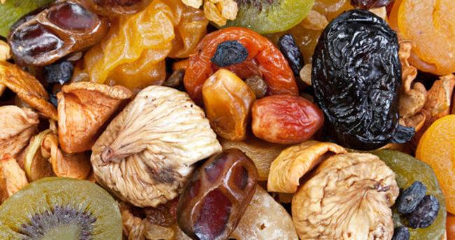 Meyveleri saklama önerisi