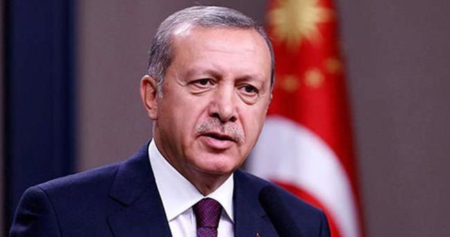Cumhurbaşkanı Erdoğan'dan şehit ailesine telgraf
