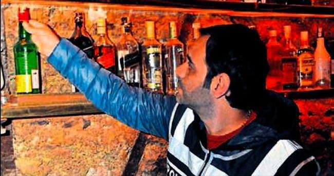 İzmir'de sahte içki denetimi