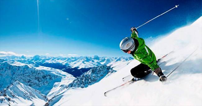 Kayak yapmanın tam zamanı